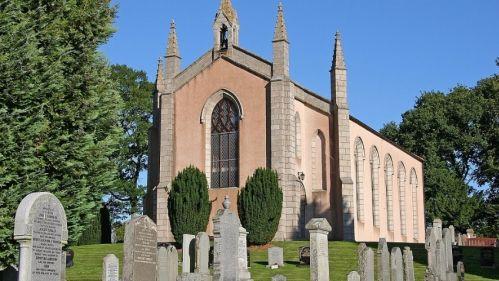 Photo of Drumoak Church