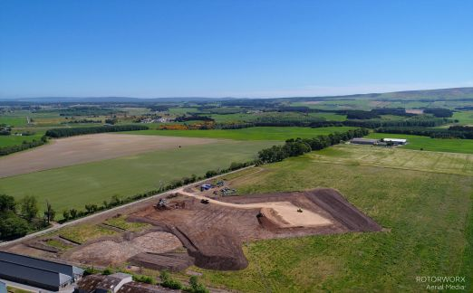 Construction commences at Moray Sports Centre