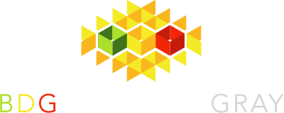BDG TG logo greybackground
